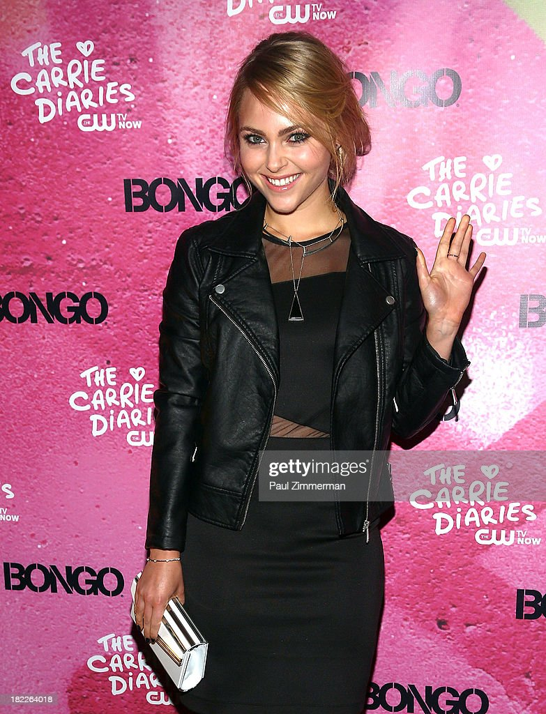 """The Carrie Diaries"" Season Two Premiere Party"