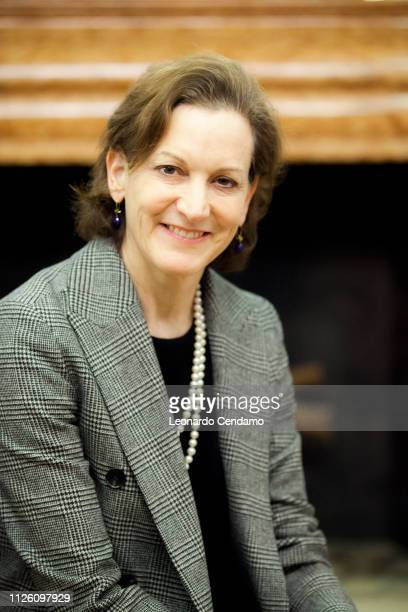 Anne Applebaum American journalist and historian Udine Italy 26 January 2019