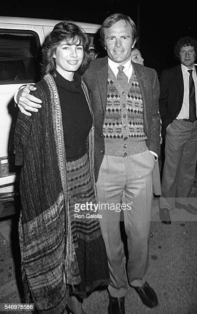 Anne Archer and Terry Jastrow attend Third Annual American Film Market on March 4 1983 in Hollywood California