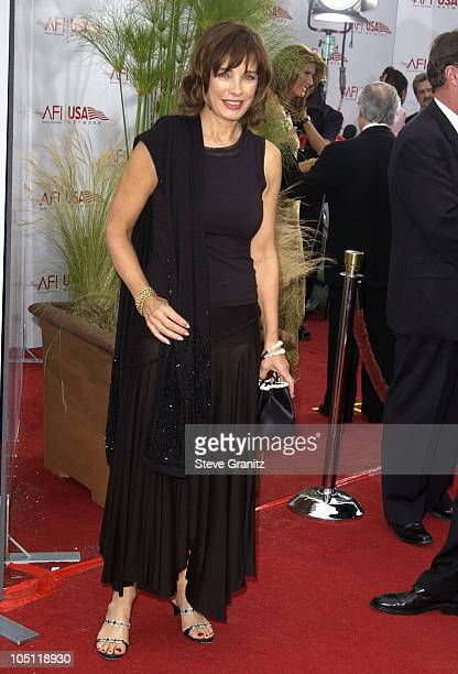 Anne Archer during 31st AFI Life Achievement Award Presented to Robert DeNiro Arrivals at Kodak Theatre in Hollywood California United States