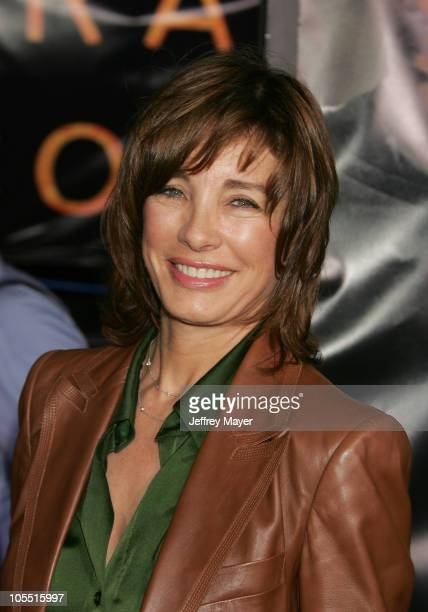 Anne Archer during 'Collateral' Los Angeles Premiere Arrivals at Orpheum Theatre in Los Angeles California United States