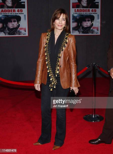 Anne Archer during 'Ladder 49' Los Angeles Premiere Arrivals at El Capitan in Hollywood California United States