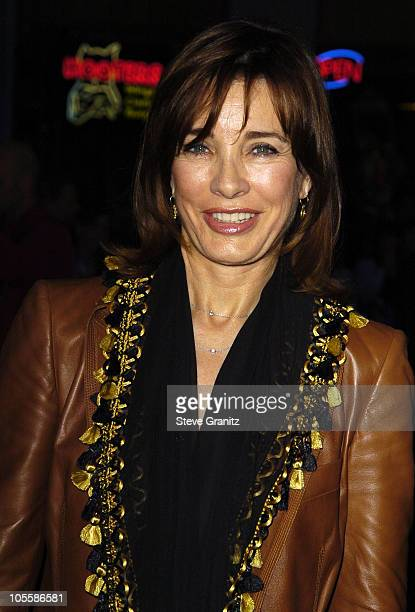 Anne Archer during Ladder 49 World Premiere Arrivals at El Capitan Theatre in Hollywood California United States