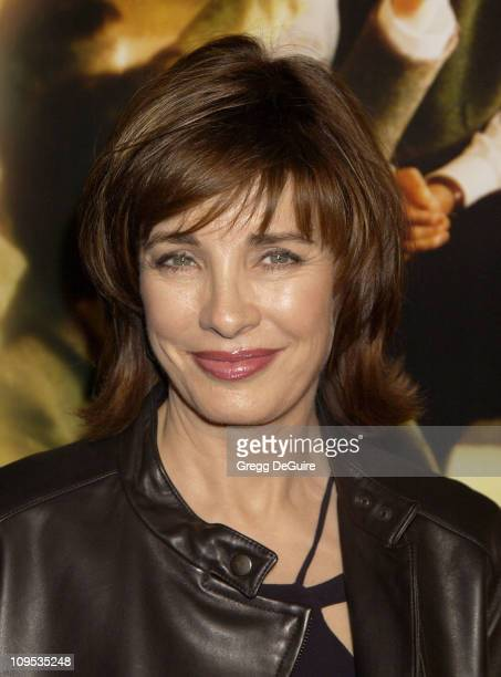 Anne Archer during 'The Emperor's Club' Premiere Los Angeles at Academy Theatre in Beverly Hills California United States