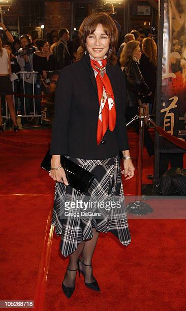 Anne Archer during The Last Samurai Los Angeles Premiere at Mann Village Theatre in Westwood California United States