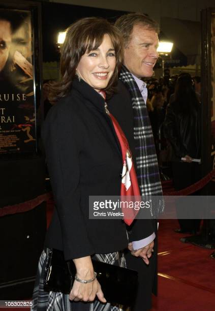 Anne Archer during The Last Samurai Los Angeles Premiere at Mann's Village Theater in Westwood California United States