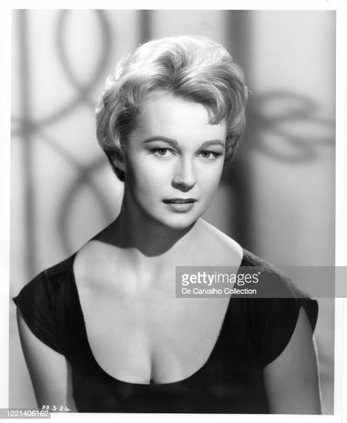 Anne Aubrey as 'Jane Carlton' in a publicity shot from the movie 'Killers Of Kilimanjaro' United Kingdom