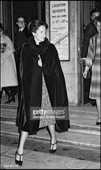 Anne Aymone Giscard D' Estaing News Photo - Getty Images