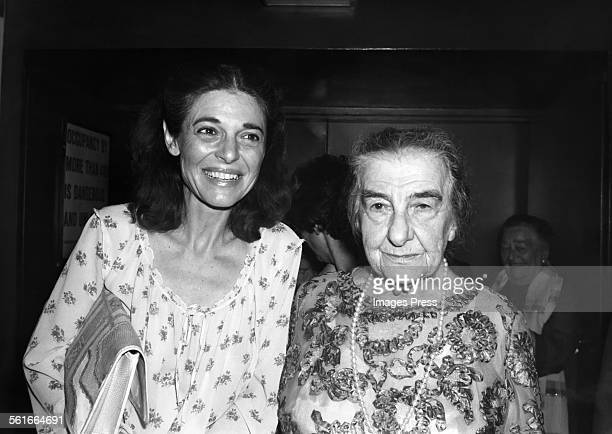 the legacy of golda meir essay In the pantheon of illustrious national leaders there exists an even more elite subgroup, female heads of state, among whom stands one jewish woman: golda meir, the prime minister of israel from 1969 to 1973.