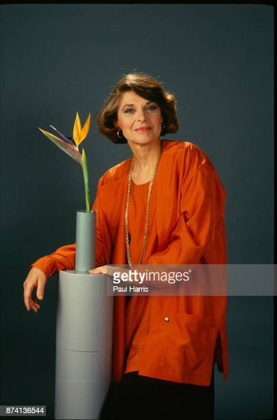 Anne Bancroft the seductress who devours her daughter's nerdy boyfriendtobe in the 1967 film The Graduate and married to Mel Brooks in a studio June...