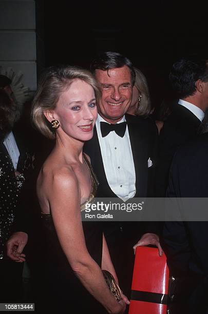 Anne Bass and Richard Feign during Awakenings New York City Screening and Party at Pierre Hotel in New York City New York United States
