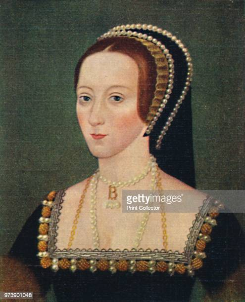 Anne Boleyn' 1935 Anne Marchioness of Pembroke also called Ann Bolin and Anne Bullen was the second wife and queen consort of Henry VIII and mother...