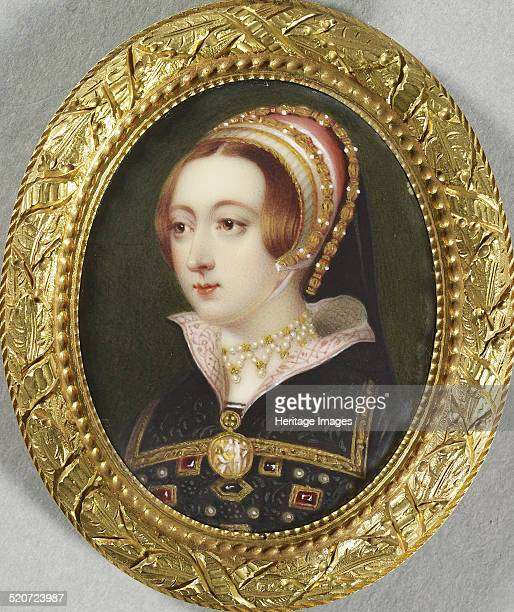 Anne Boleyn Found in the collection of Royal Collection London