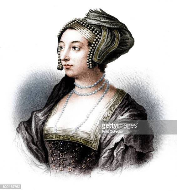 Anne Boleyn second wife of Henry VIII Anne married Henry in 1533 She provided Henry with a daughter the future Elizabeth I but not the male heir he...