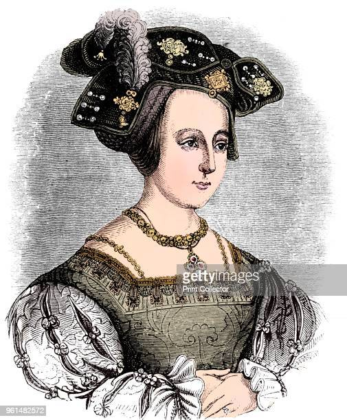 Anne Boleyn second wife of Henry VIII of England circa 1880 The divorce of Henry VIII from Catherine of Aragon and his subsequent marriage to Anne...