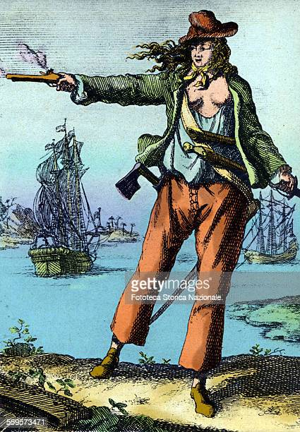 Anne Bonny abandoned her husband in order to follow Jack Rackham the pirate on the same ship she knew Mary Read while was hiding her femininity under...