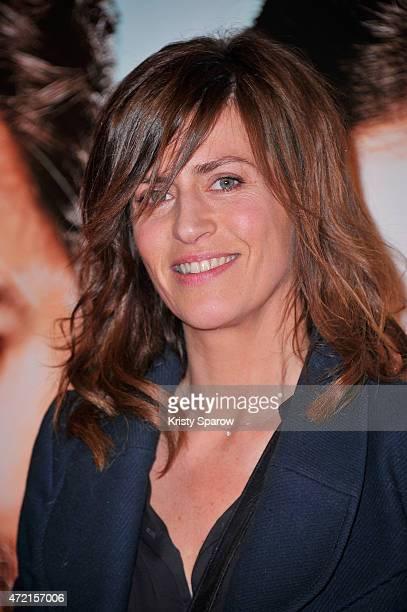 Anne Caillon attends the 'Un Peu Beaucoup Aveuglement' Paris Premiere at Cinema Gaumont Capucines on May 4 2015 in Paris France