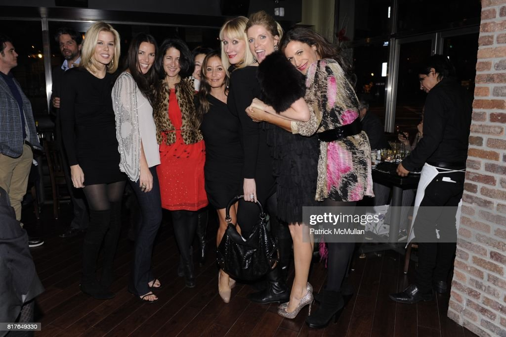 54878a05 Anne Caruso, Amanda Ross, Susan Shin, Mary Alice Stephenson, ?, Amy ...