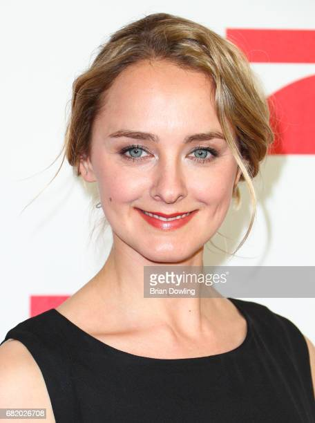 Anne Catrin Maerzke arrives at the premiere of the television show 'This Is Us Das ist Leben' at Zoo Palast on May 11 2017 in Berlin Germany