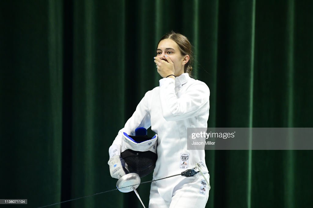 OH: 2019 NCAA Division I Women's Fencing Championship