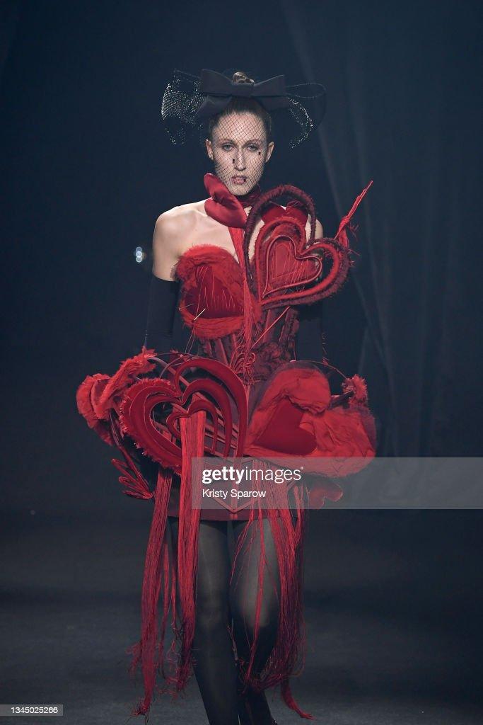 """Love Brings Love"" Show – In Honor Of Alber Elbaz By AZ Factory - Paris Fashion Week - Womenswear Spring Summer 2022 : News Photo"
