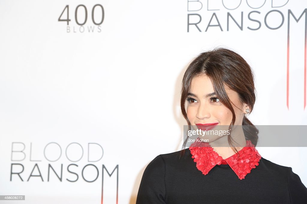 """Blood Ransom"" - Los Angeles Premiere : News Photo"