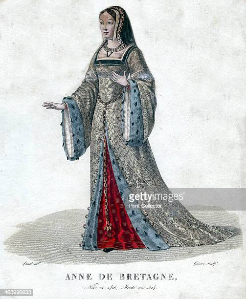 'Anne de Bretagne' c19th century