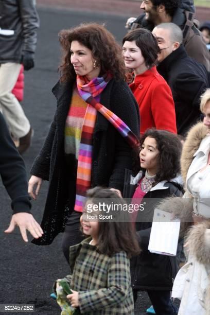 Anne de PETRINI Prix d'Amerique Marionneau 2009 Vincennes