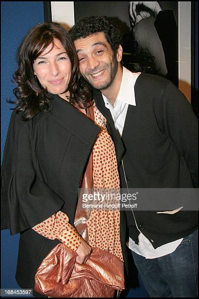 Anne Depetrini and Ramzy at Premiere Of Film Seuls Two And After Party At L'Ugc Normandie In Paris