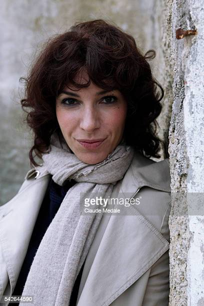 Anne Depetrini director of the movie Il reste du Jambon at the 15th International Festival of Young Directors