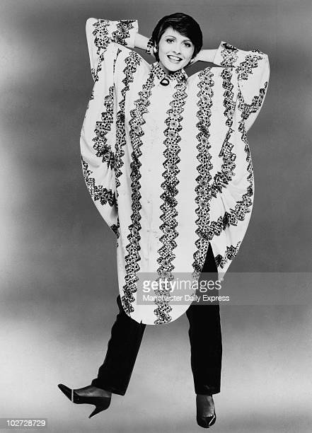 Anne Diamond 11th May 1987 How does a smart girl dress her bump How does a career girl find the time With difficulty according to Anne Diamond whose...