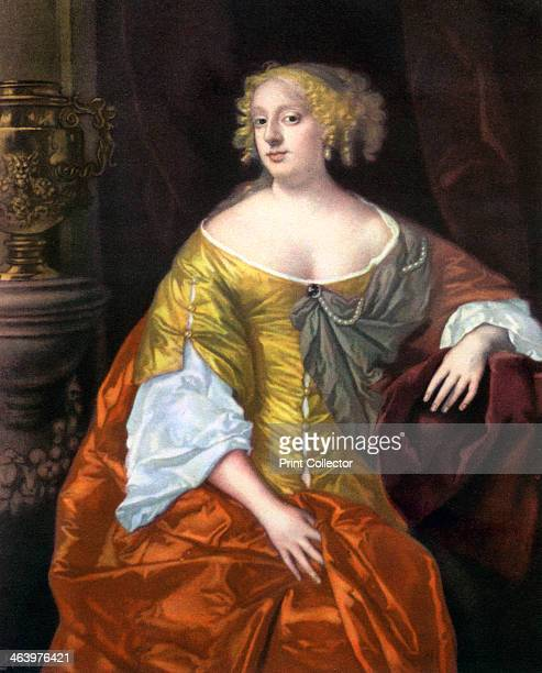 Anne Digby Countess of Sutherland c1660s Anne was a great friend of the Duchess of Marlborough