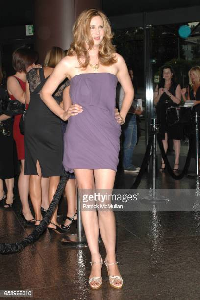Anne Dudek attends AMC Hosts The Premiere Of Mad Men Season 3 at DGA on August 3 2009 in Los Angeles California