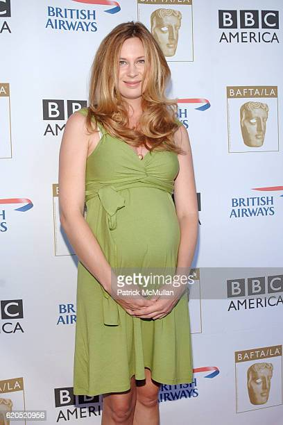 Anne Dudek attends BAFTA Pre Emmy Tea Party at Intercontinental Hotel on September 20 2008 in Century City CA