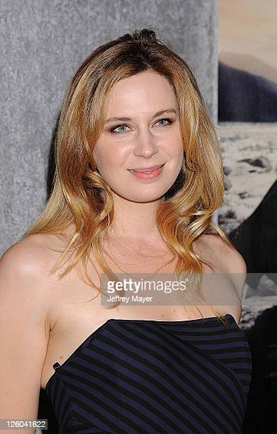 Anne Dudek attends HBO's Big Love Season 5 Party at Directors Guild Of America on January 12 2011 in Los Angeles California