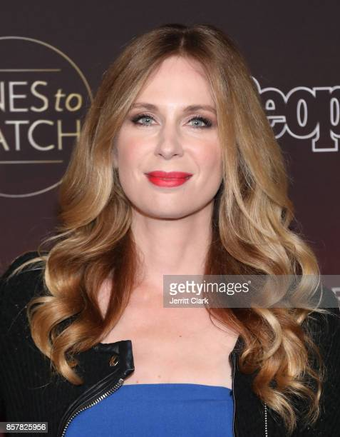 Anne Dudek attends People's 'Ones To Watch' at NeueHouse Hollywood on October 4 2017 in Los Angeles California