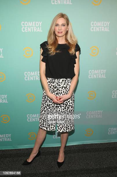 Anne Dudek attends the 2019 Comedy Central Press Day on January 11 2019 in Hollywood California