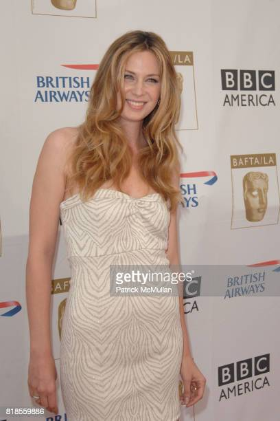 Anne Dudek attends The British Academy of Film Television Arts Los Angeles 9th Annual Tea Party at Hyatt Regency Century Plaza on August 28 2010 in...