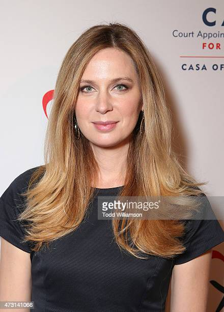Anne Dudek attends the CASA Evening To Foster Dreams Gala at The Beverly Hilton Hotel on May 12 2015 in Beverly Hills California