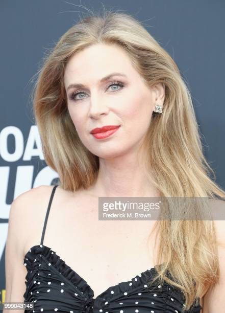 Anne Dudek attends the Comedy Central Roast of Bruce Willis at Hollywood Palladium on July 14 2018 in Los Angeles California