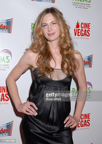 Anne Dudek during 2006 CineVegas Film Festival Day 4 Arrivals at Palms Casino Resort in Las Vegas Nevada United States