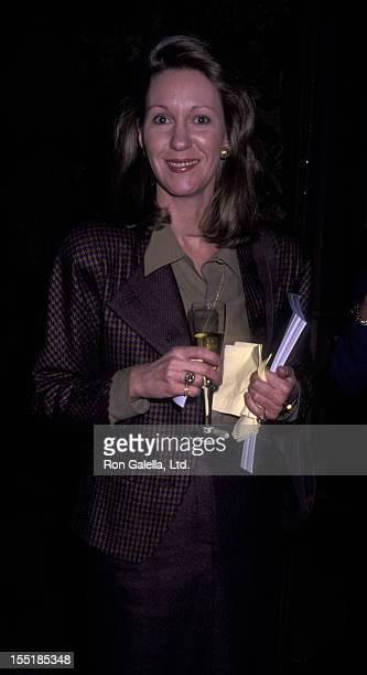 Anne Eisenhower attends Anitque Art Show Benefit on January 19 1990 at the 67th Regiment Armory in New York City