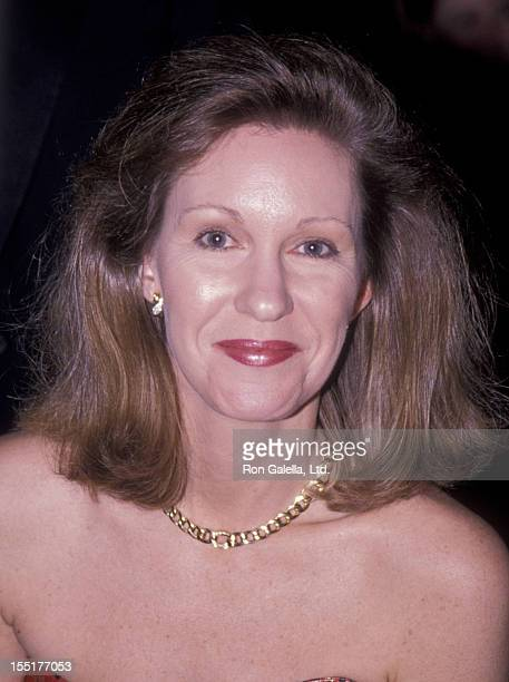 Anne Eisenhower attends the opening of The New York Ballet on November 21 1989 at Lincoln Center in New York City