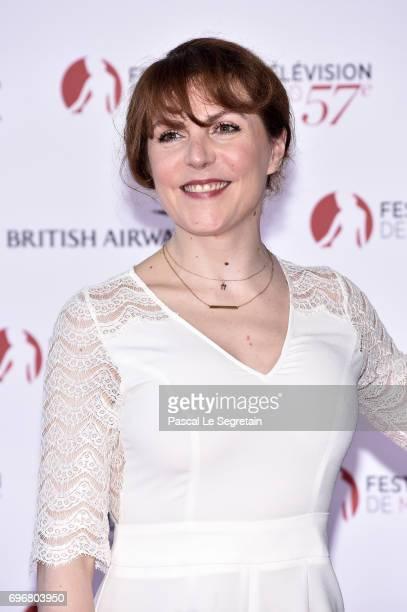 Anne Elisabeth Blateau attends the 57th Monte Carlo TV Festival Opening Ceremony on June 16 2017 in MonteCarlo Monaco