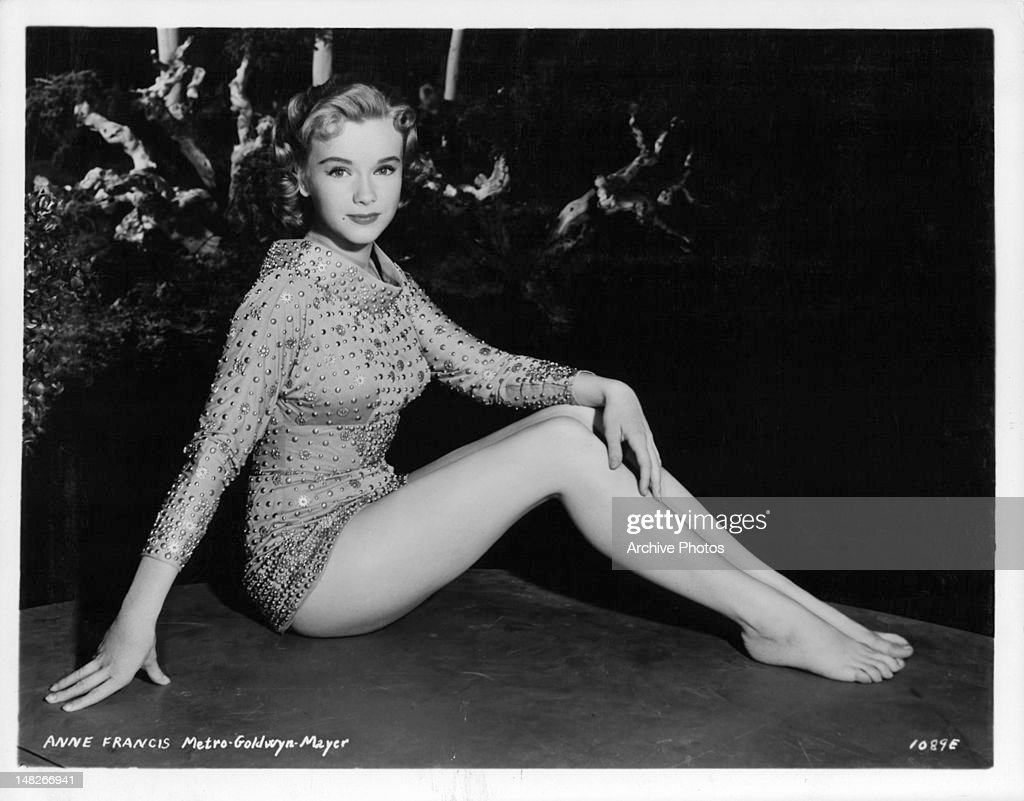 Anne Francis Anne Francis new picture