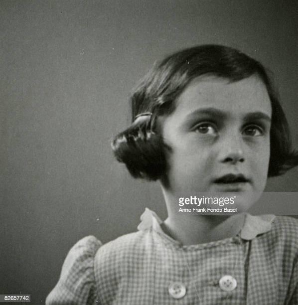 Anne Frank , 1935.