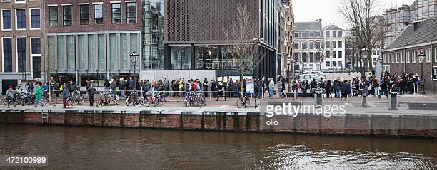 Anne Frank Huis Amsterdam.