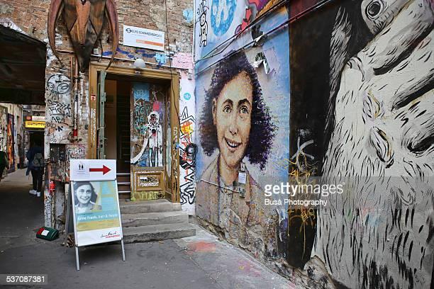 Anne Frank Zentrum in Haus Schwarzenberg