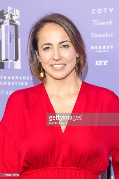 Anne Fulenwider attends 2018 Fragrance Foundation Awards at Alice Tully Hall at Lincoln Center