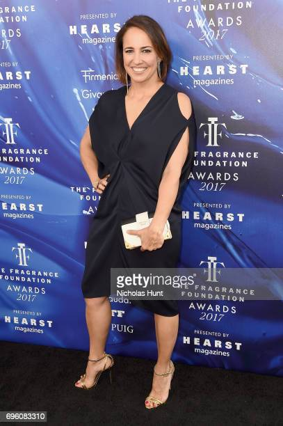 Anne Fulenwider attends the 2017 Fragrance Foundation Awards Presented By Hearst Magazines at Alice Tully Hall on June 14 2017 in New York City